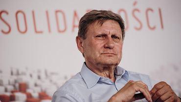 Leszek Balcerowicz w Europejskim Centrum Solidarności, 3 czerwca 2019 r.