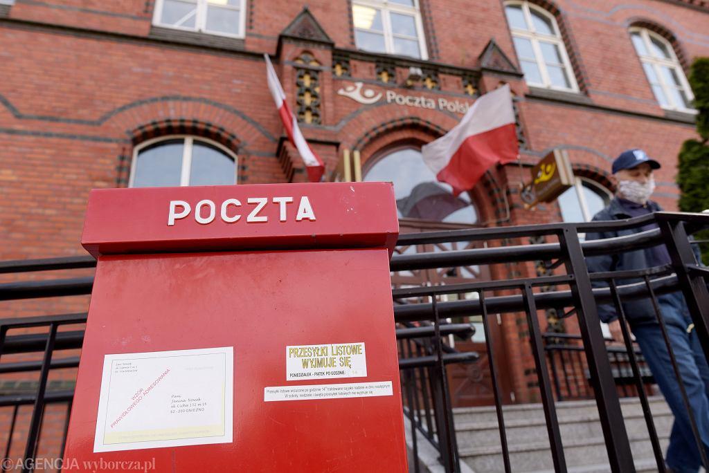 Poczta Polska (zdjęcie ilustracyjne)