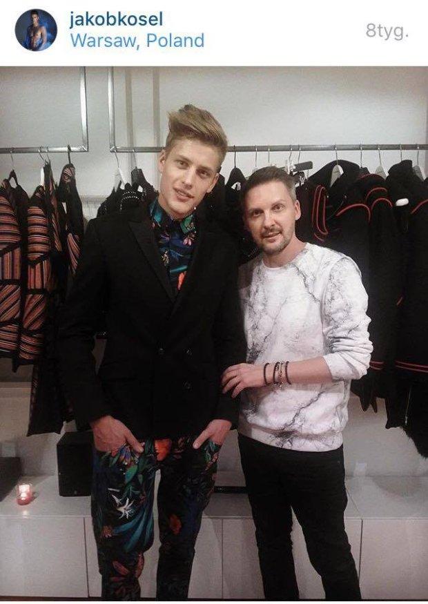 Jakob Kosel i Mariusz Przybylski
