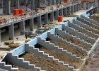 Chcesz polatać nad nowym stadionem GKS-u Tychy? Nic straconego! [WIDEO]