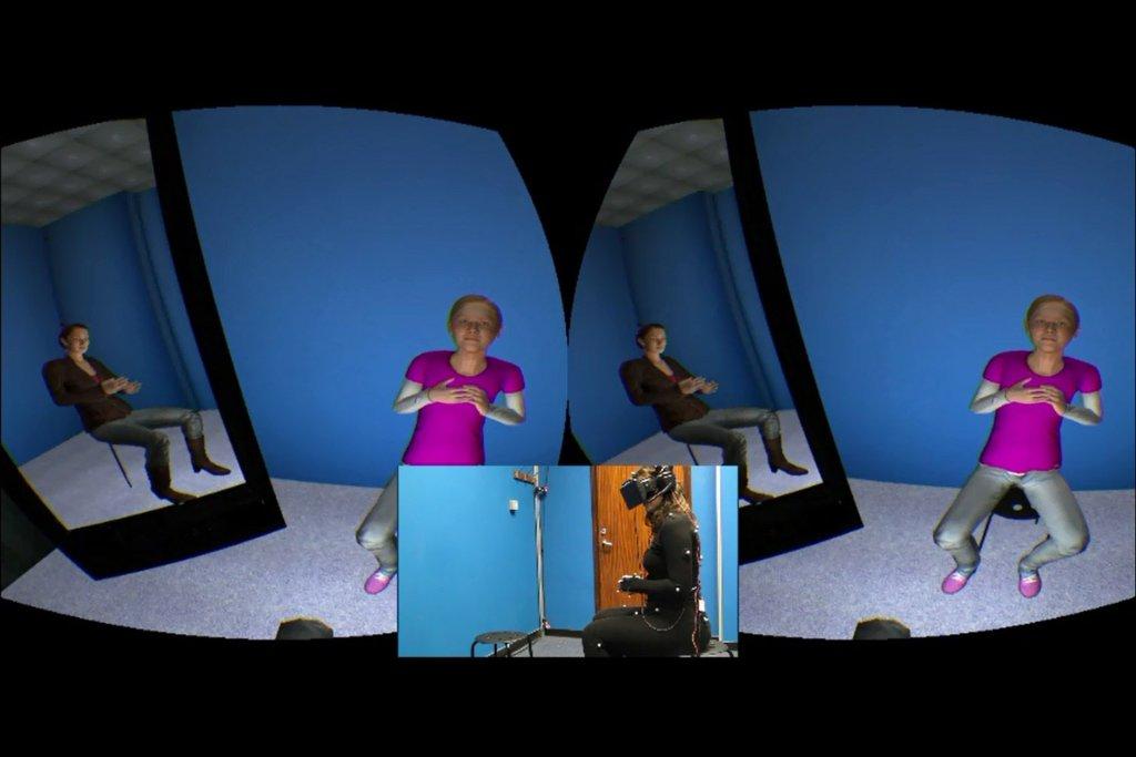 Wirtualna rzeczywistość wykorzystywana w terapii osób chorych na depresję