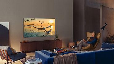 Samsung zaprezentował nowe telewizory. Premiera w Polsce