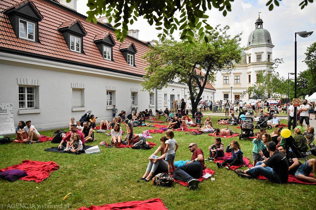 Na festiwalu Co Jest Grane 24 jest czas na piknik i na koncerty / FRANCISZEK MAZUR