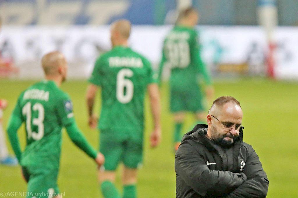 Trener Warty Piotr Tworek
