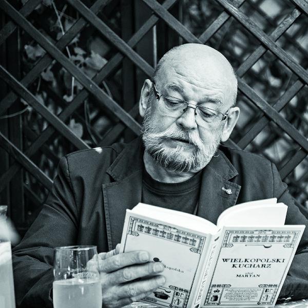 Marek Gąsiorowski - szef Slow Food Wielkopolska