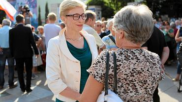 Europosłanka PiS Beata Gosiewska