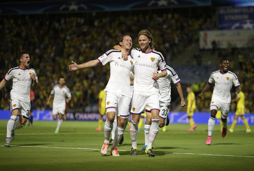 Maccabi Tel Awiw - FC Basel