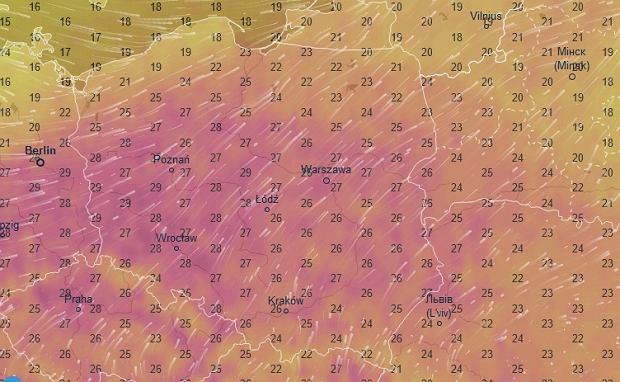Pogoda w środę 12 września