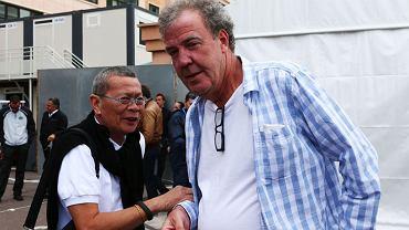Jeremy Clarkson i Colin Syn jeden z najbardziej wpływowych ludzi w Singapurze