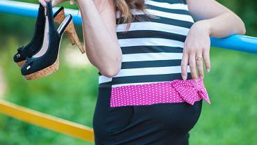 Obcasy w ciąży to dobry pomysł?