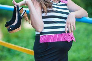 Obcasy w ciąży - czy to bezpieczne? Jakie buty są najlepsze dla kobiet w ciąży?