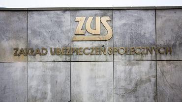 Główna siedziba Zakładu Ubezpieczeń Społecznych w Warszawie