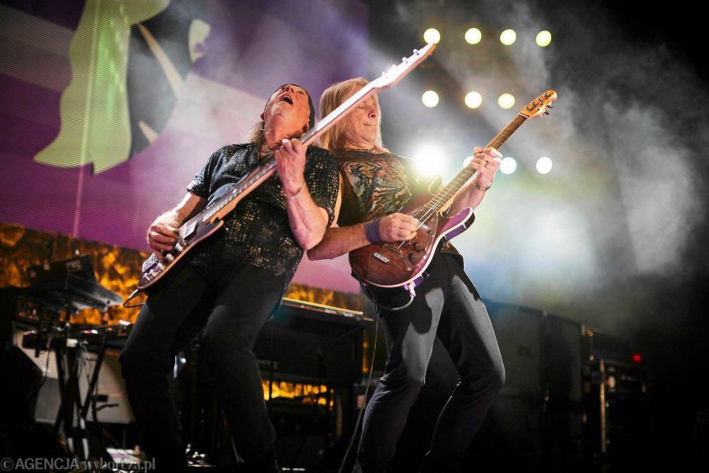 Atlas Arena. Zespół Deep Purple pożegnał się z fanami / MARCIN STĘPIEŃ
