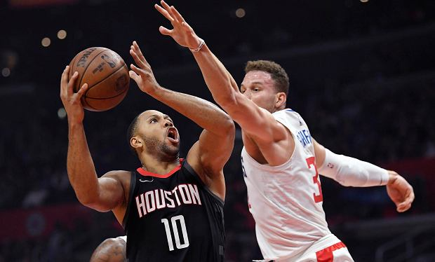 Koszykarze Houston Rockets chcieli wtargnąć do szatni LA Clippers