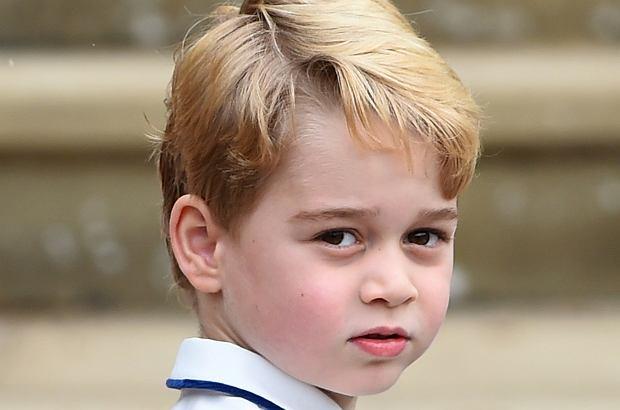 Książę George rośnie jak na drożdżach. Syn Kate i Williama 22 lipca skończył 6 lat.