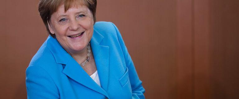 Merkel najbardziej wpływowym przywódcą UE wg Polaków. Drugi Morawiecki