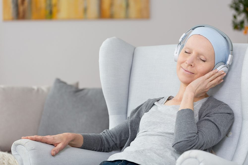 Muzyka może zastąpić leki uspokajające