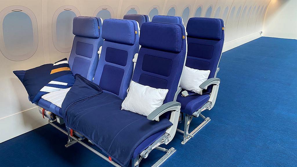 Przewoźnik wprowadza nową usługę - łóżka w klasie ekonomicznej