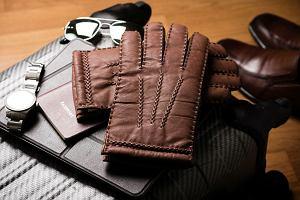 Dodatki na jesień dla mężczyzn z klasą - sztyblety, szaliki, rękawiczki