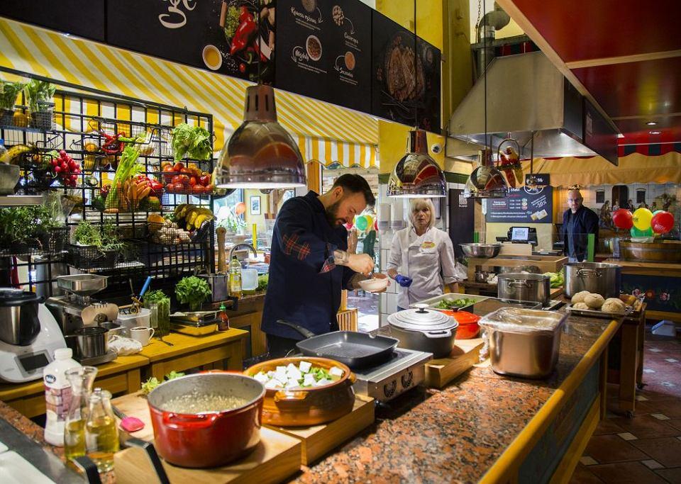 Restauracja Kuchnia Marche Przy Ul Swidnickiej Juz Otwarta