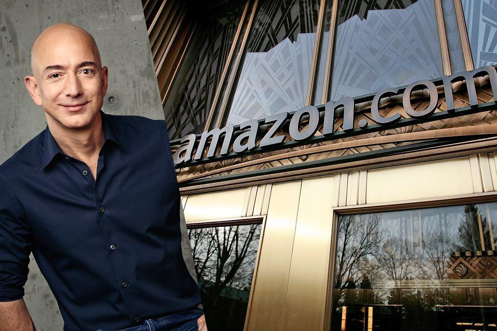 Amazon z największym zyskiem netto w historii