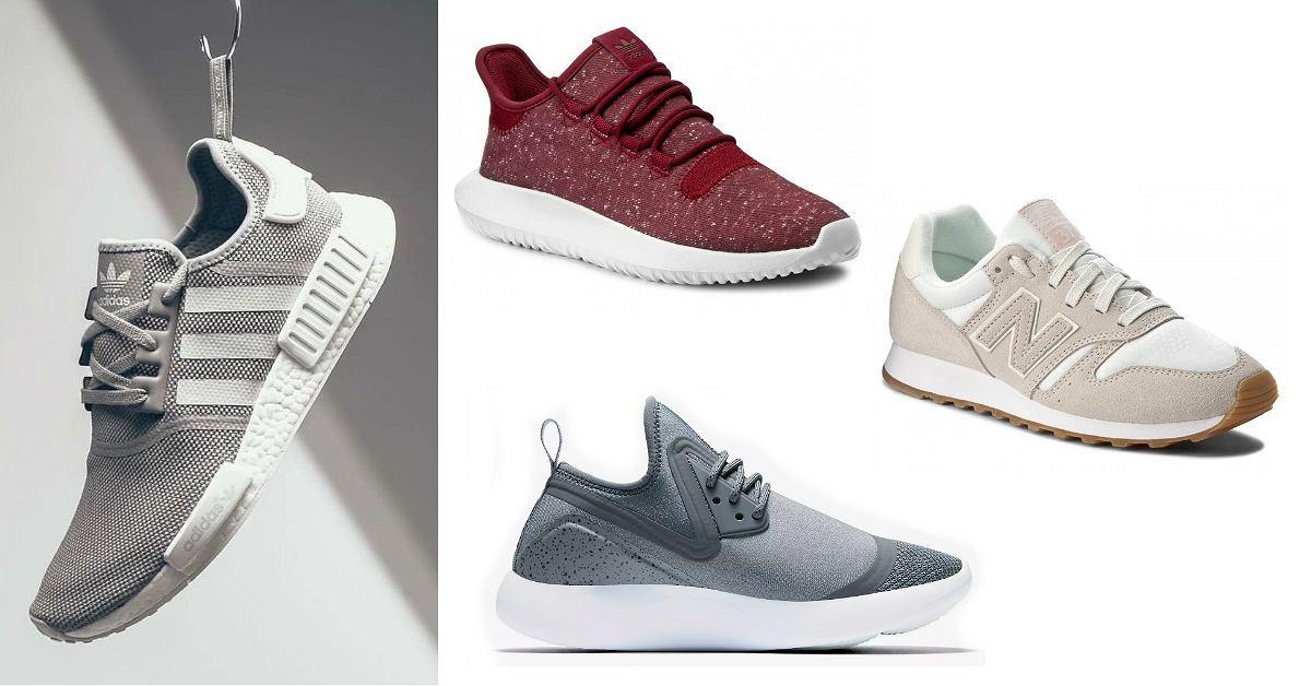 Buty sportowe znanych marek kupisz teraz taniej! Nike