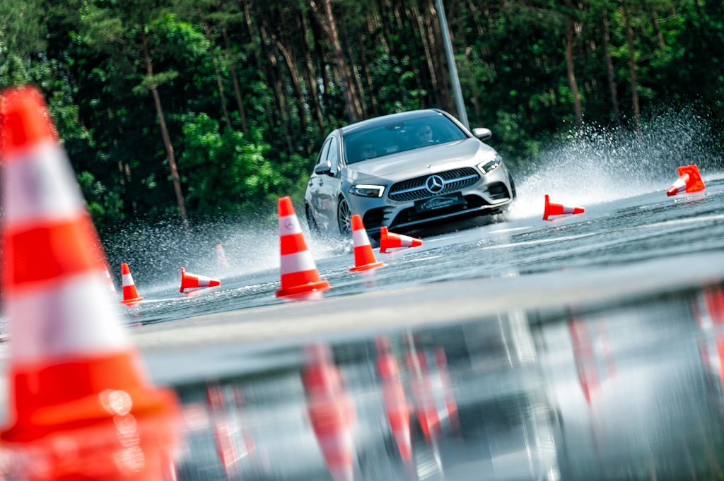 Mercedes-Benz Safety Experience