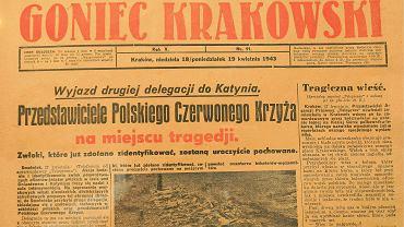 Goniec Krakowski