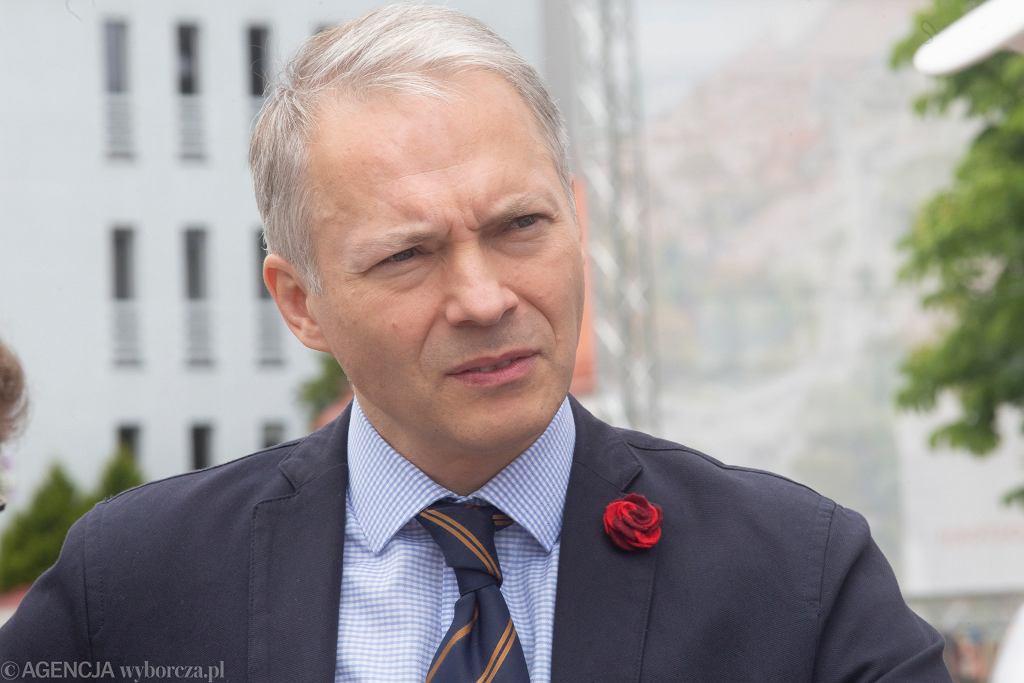 Jacek Żalek - poseł wyrzucony z Porozumienia