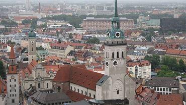 Starówka w Monachium