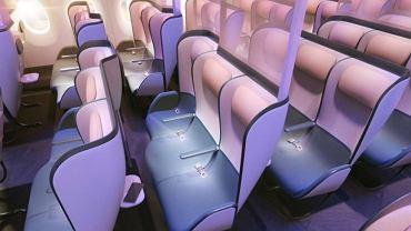 Nowy model foteli zaprojektowany przez brytyjską firmę