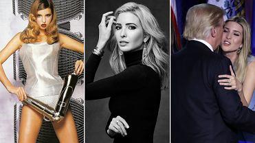 Ivanka Trump w 1997 r., 2007 r. i 2016 r. - prawdziwa amerykańska it-girl?