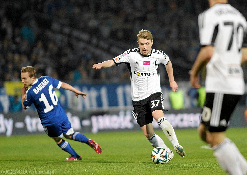 Chorzów. Ruch - Legia Warszawa 0:0