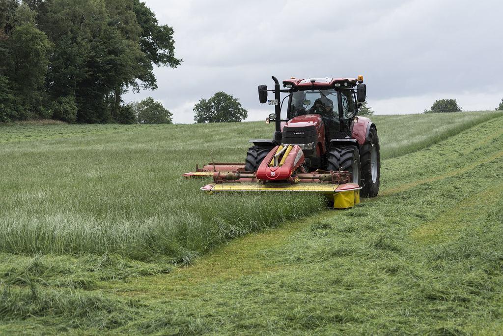 Maszyna rolnicza śmiertelnie potrąciła 3-latka