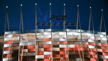 PGE Stadion Narodowy w Warszawie