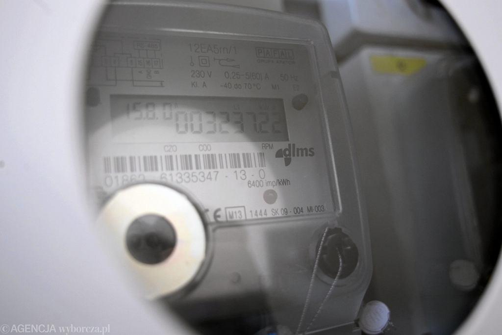 Ustawa licznikowa wchodzi w życie 2 lipca. Ministerstwo Klimatu i Środowiska: Skorzystają na niej odbiorcy energii (zdjęcie ilustracyjne)