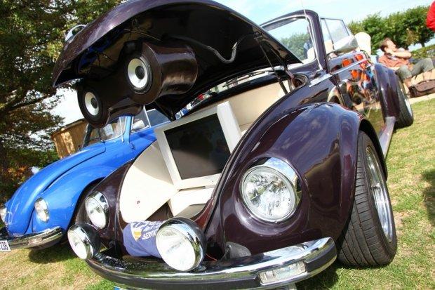 Volkswagen Beetle: światowy zjazd garbusów