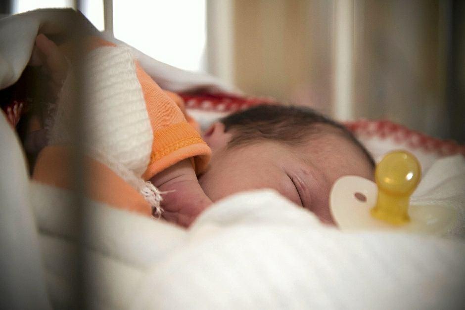 Niemiecki resort zdrowia bada sprawę noworodków z wadami wrodzonymi, które przyszły na świat w pewnej klinice - zdjęcie ilustracyjne / Fot . Tomasz Markowski