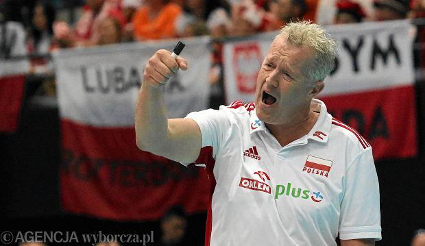Kiedy i z kim Polska gra w 1/8 finału siatkarskich mistrzostw Europy?