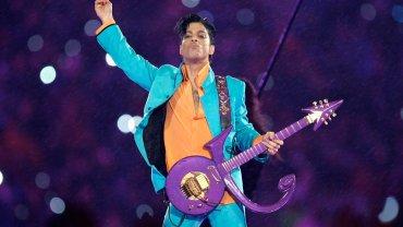 Prince podczas Super Bowl w 2007 roku