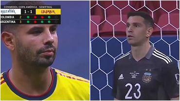 Martinez bohaterem rzutów karnych w Copa America