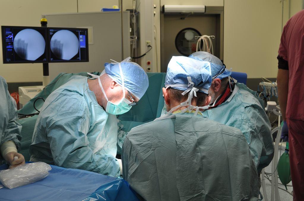 Operacja (zdjęcie ilustracyjne)