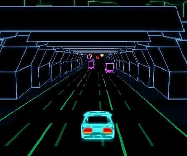 Wyścigi pełne neonów