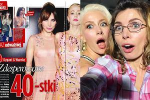 Agnieszka Dygant i Katarzyna Warnke, artykuł 'Show'
