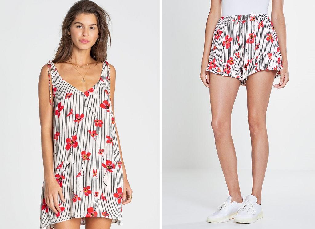 Ubrania na lato z wyprzedaży