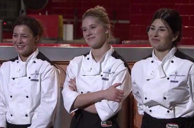 Finał Hells Kitchen Z 3 Kobietami Amaro Tylko Się