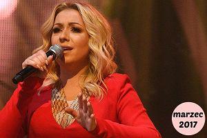 Kasia Cerekwicka schudła! Nową odchudzoną sylwetkę pokazywała z dumą na koncercie w Kołobrzegu. Jak teraz wygląda?