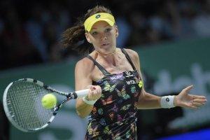 WTA Finals. Zaplątać nogi Szarapowej