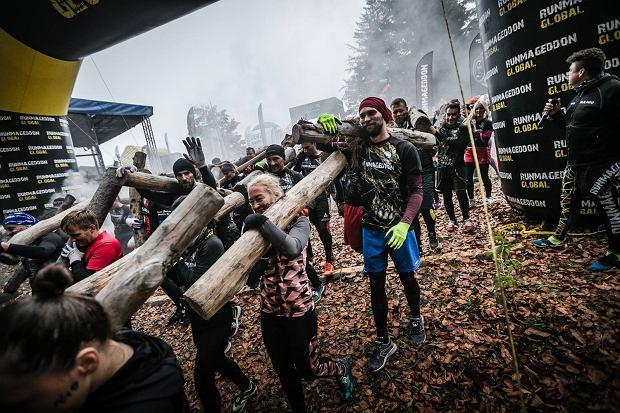 Jedyny w 2019 roku Górski Runmageddon wkrótce na Kocierz