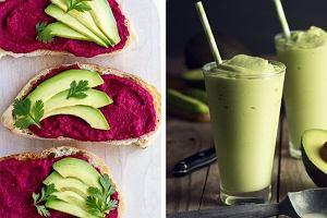 5 pomysłów na lekkie i szybkie śniadania z awokado